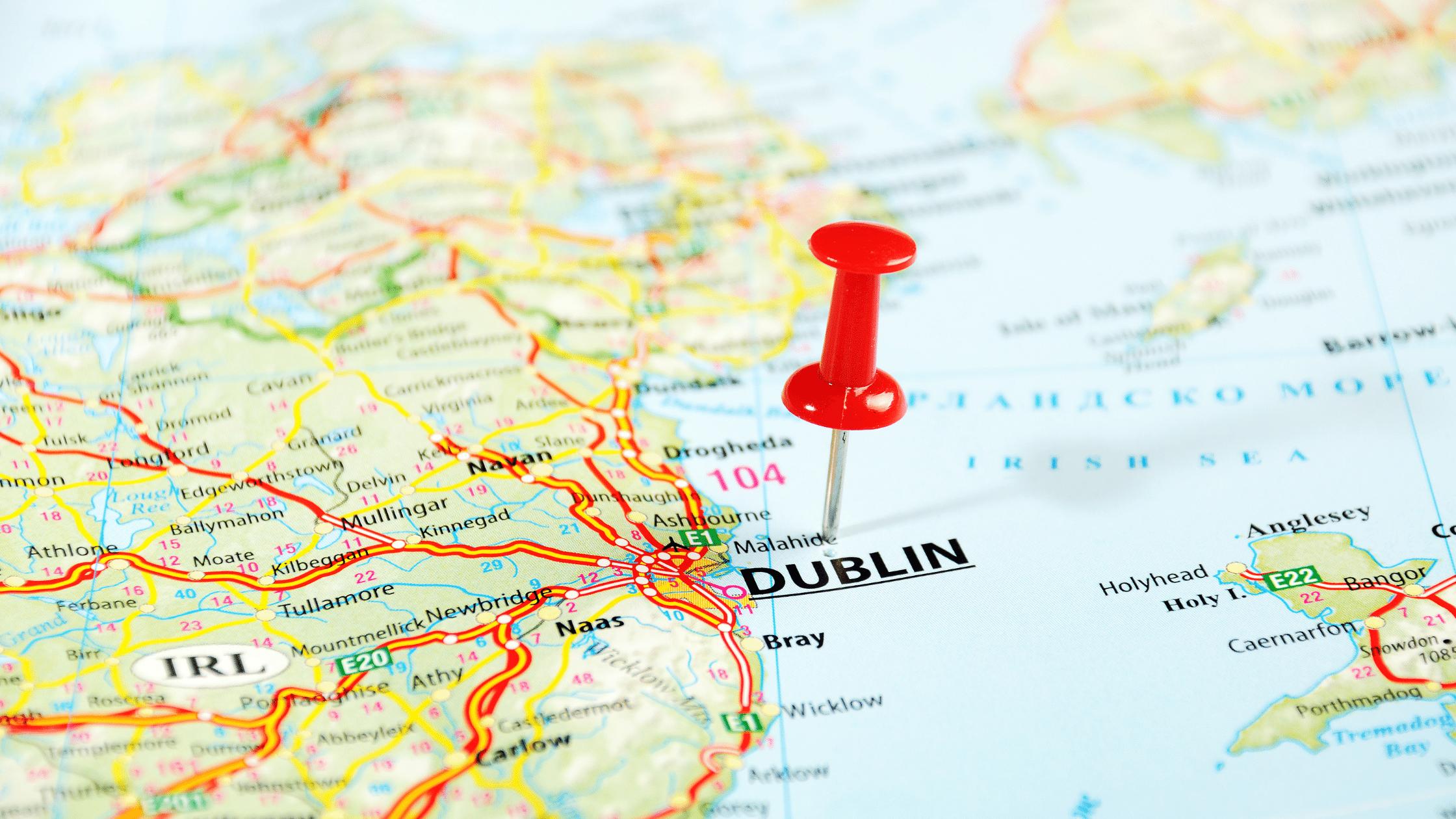 Day trip to Dublin City Ireland