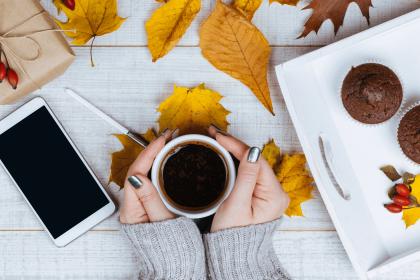 6 reasons to celebrate autumn